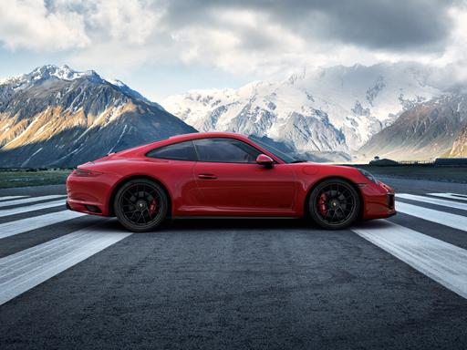 Aus innerem Antrieb. Die neuen 911 GTS Modelle.