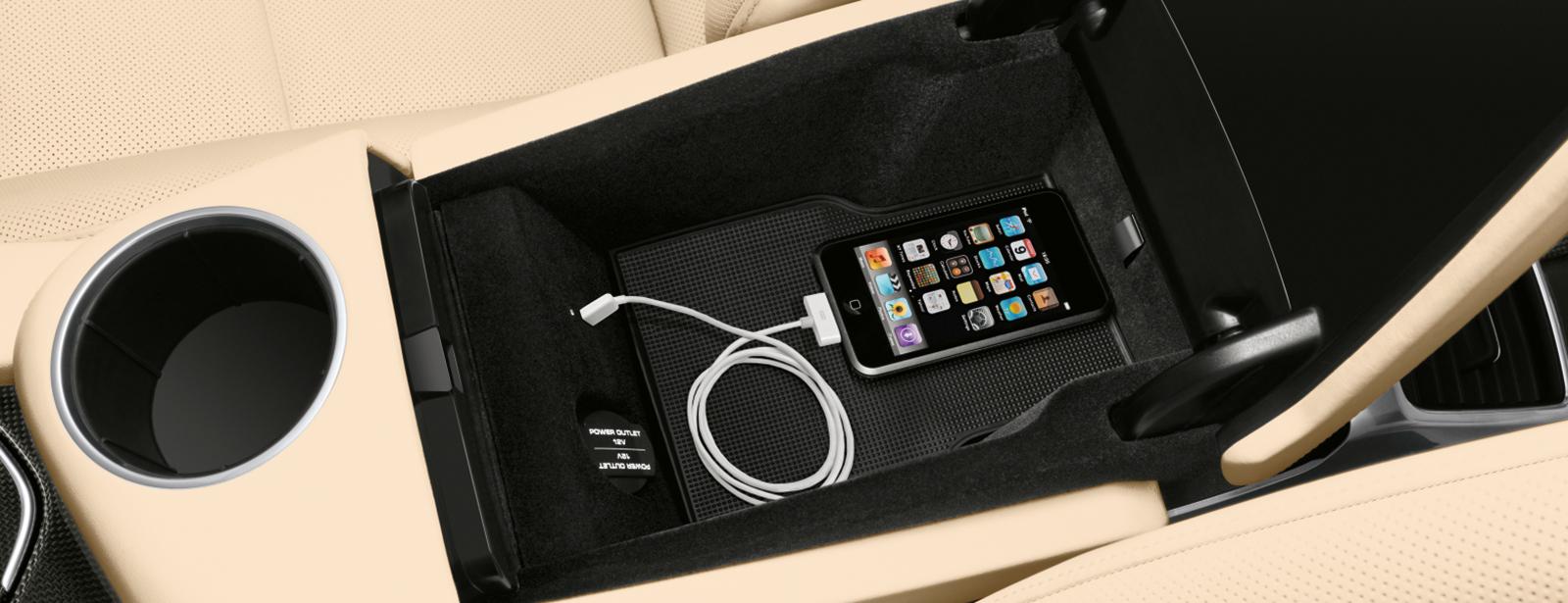 iPod / USB Schnittstelle