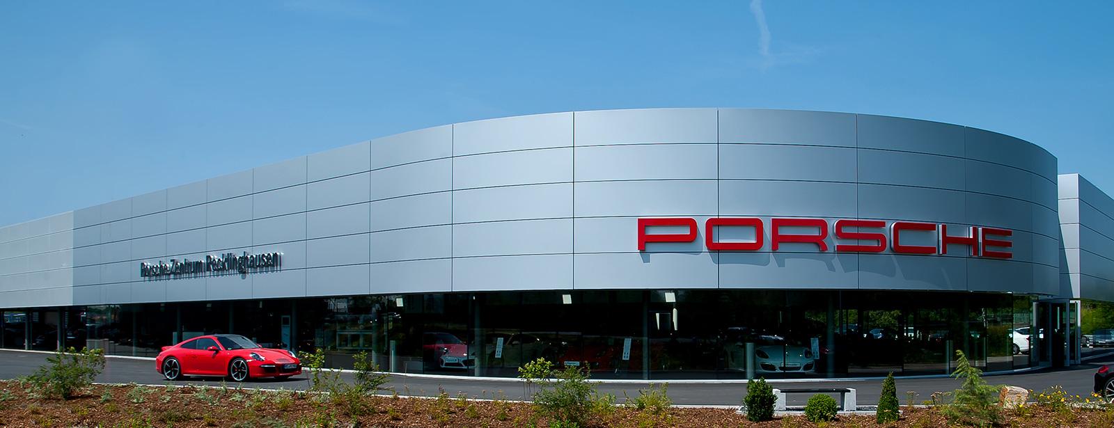 Porsche Centre Recklinghausen